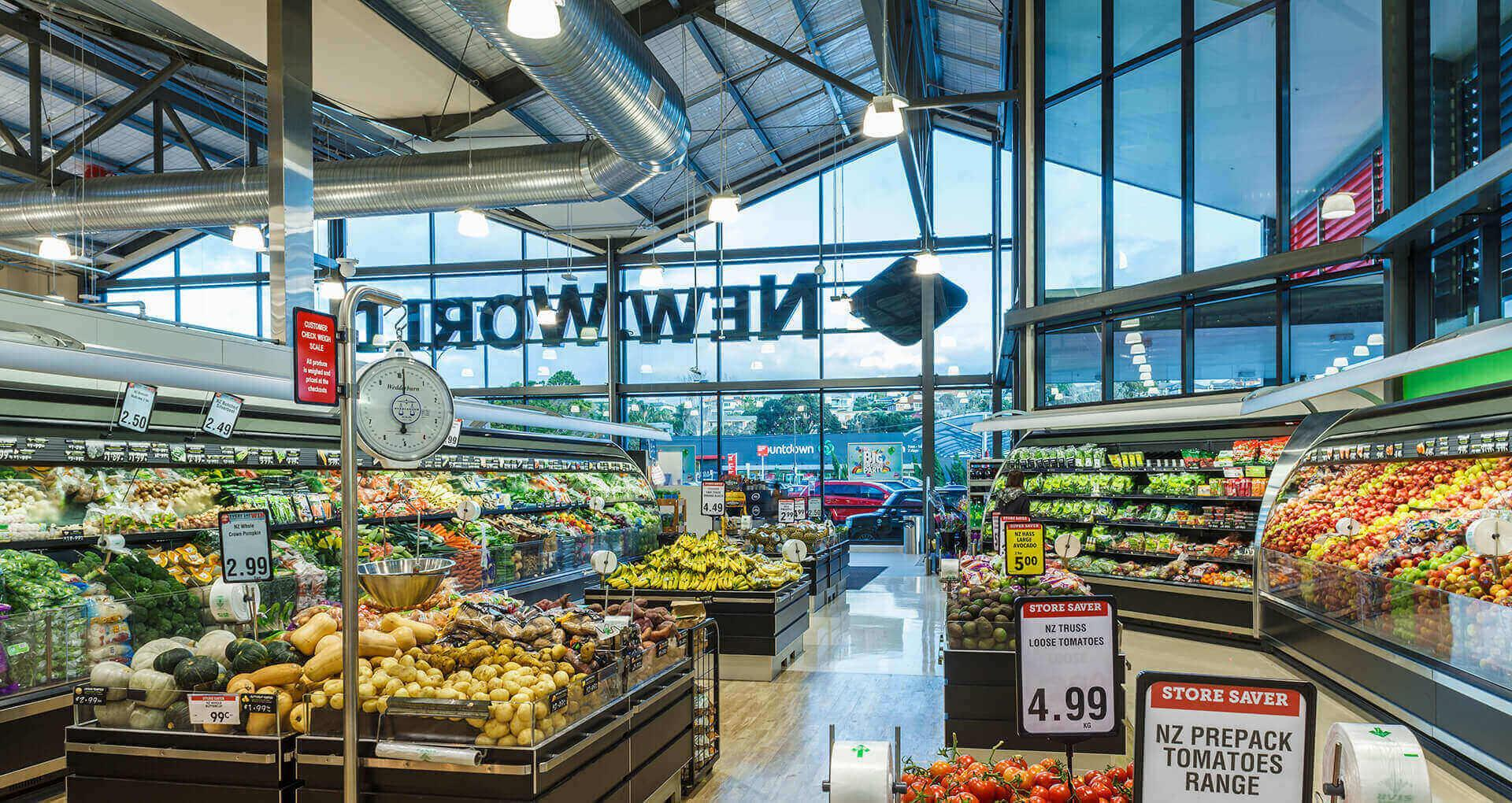 Browns Bay New World, Auckland